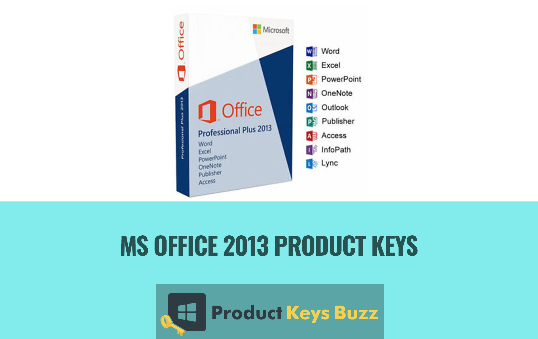 MS Office 2013 Product Key Free Download : Serial Number For