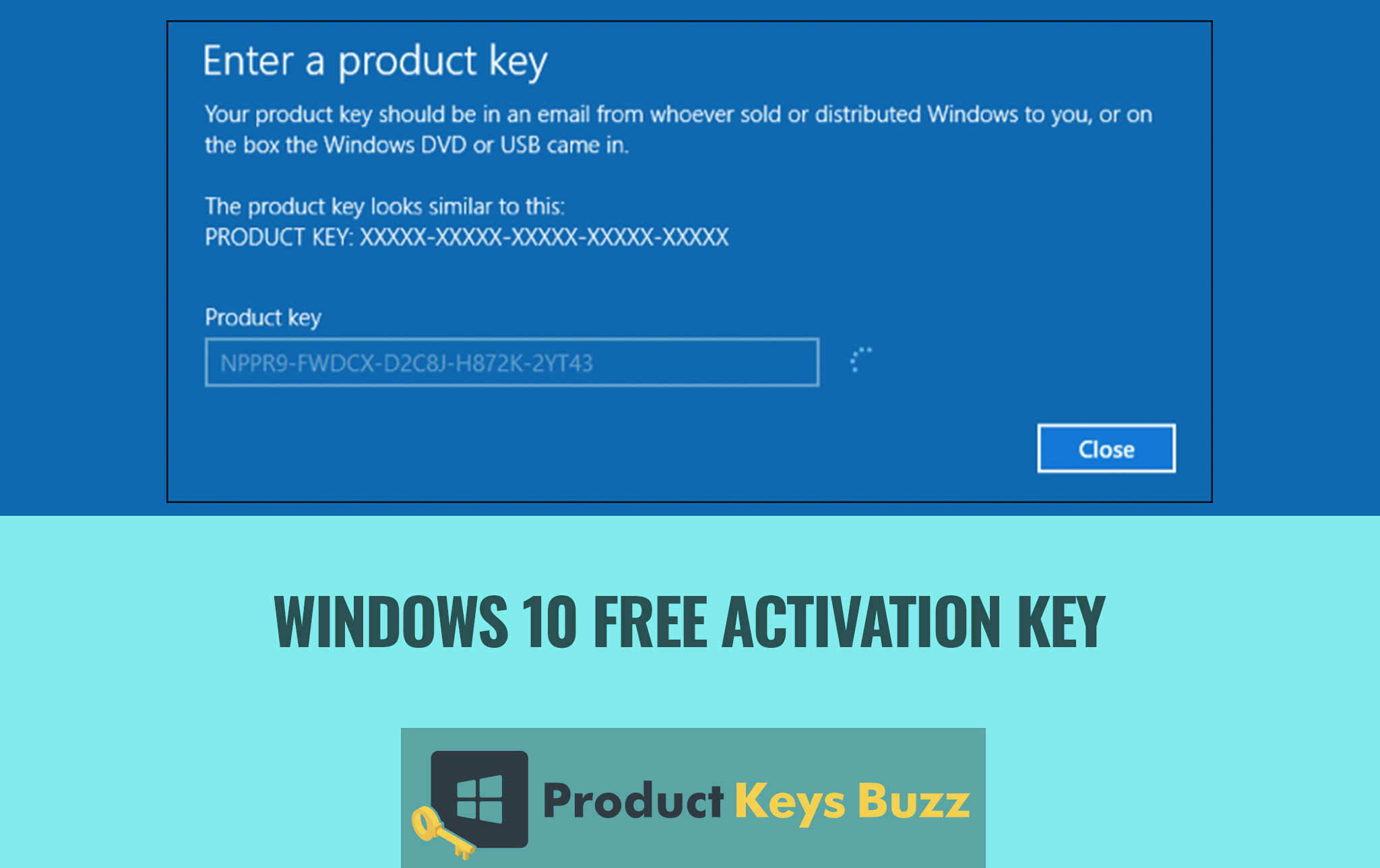 windows 10 enterprise product key 64 bit 2018 free