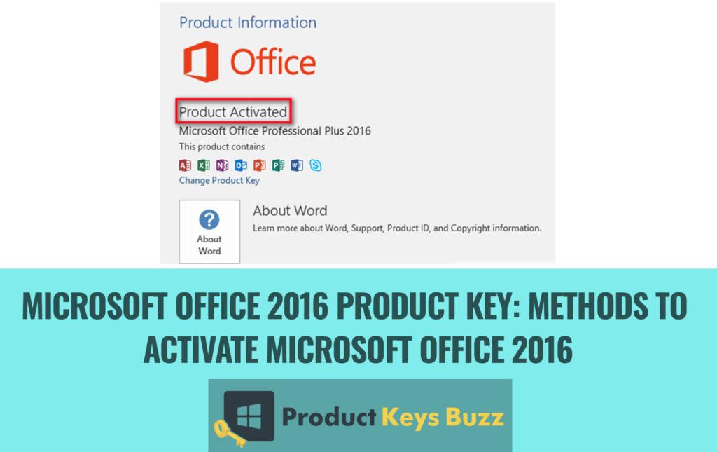 cual es el product key de microsoft office 2010