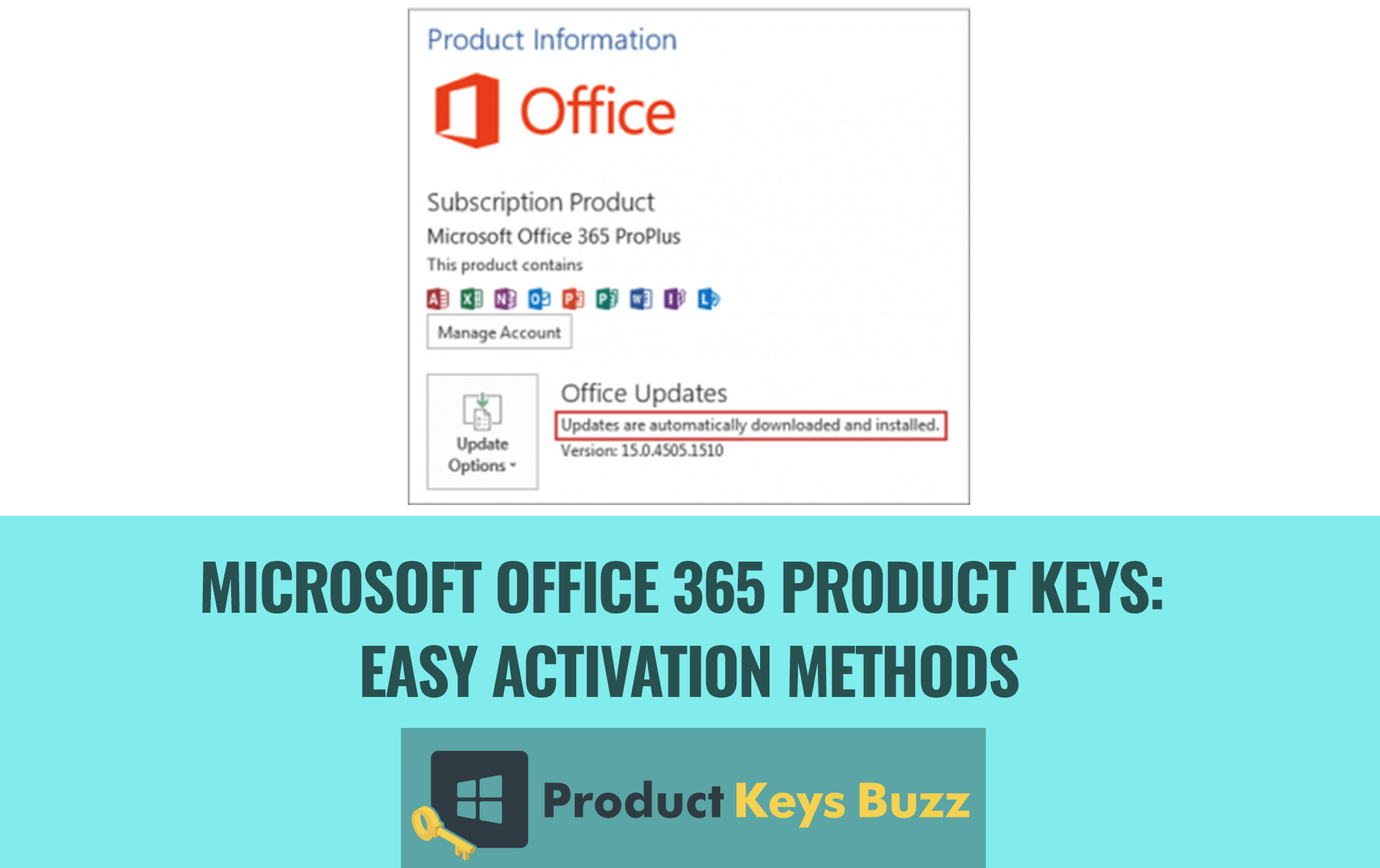 ms office 2016 activator 2019