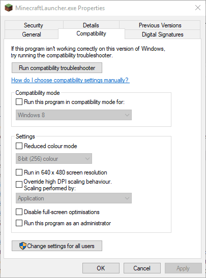 How to know if my computer can run minecraft
