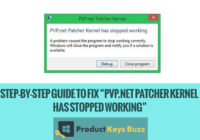"Step-by-Step Guide to Fix ""pvp.net patcher kernel has stopped working"""