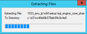 extraction files