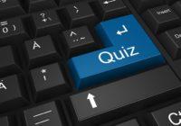quiz exam
